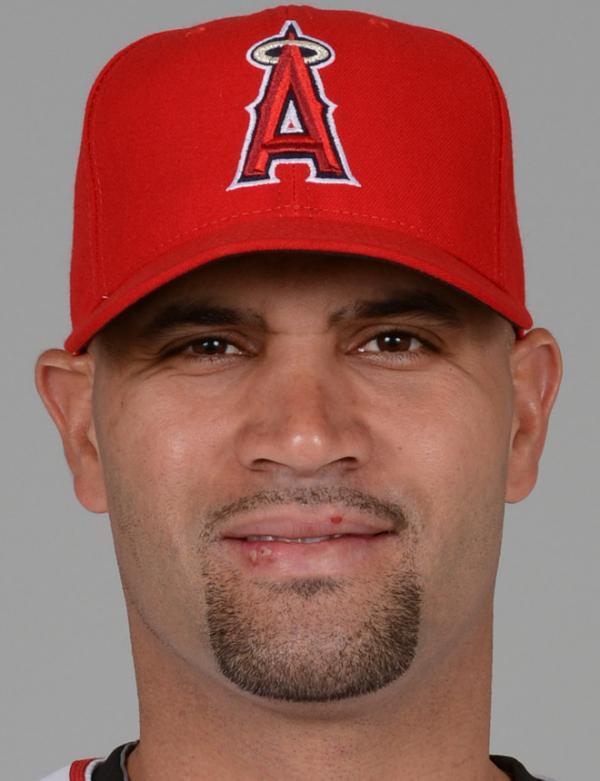 Albert Pujols   LA Angels   Major League Baseball   Yahoo! Sports