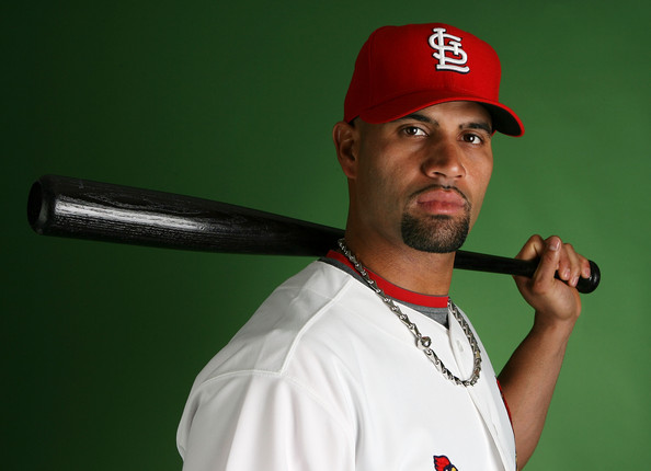 Albert Pujols Photos - St. Louis Cardinals Photo Day - Zimbio