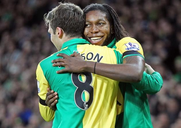Alex Neil Purrs At Dieumerci Mbokani's Norwich City Impact - Norwich