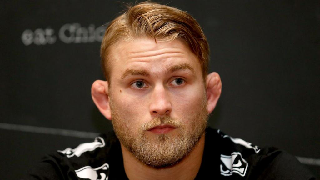 Alexander Gustafsson: 'I'm Ready To Go Toe-to-toe With Daniel