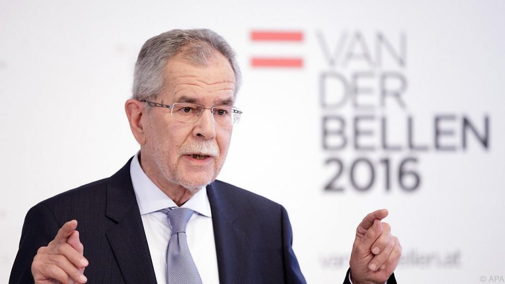Alexander Van Der Bellen     European Western Balkans