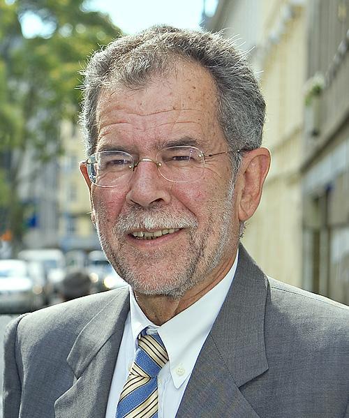 Alexander Van Der Bellen - Wikipedia