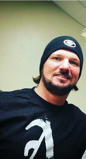 Allen Jonesaka AJ Styles..is Such A Beautiful Person Inside And