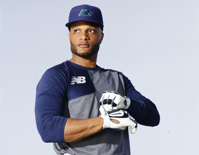 All-Star Robinson Cano Joins Team NB Roster - New Balance Article