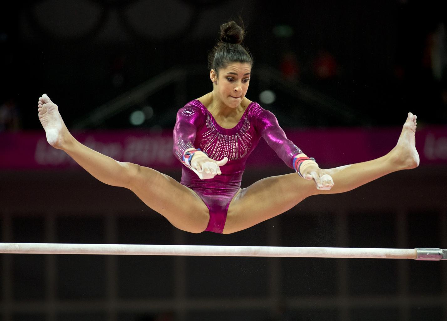 Aly Raisman (gymnast) Naked