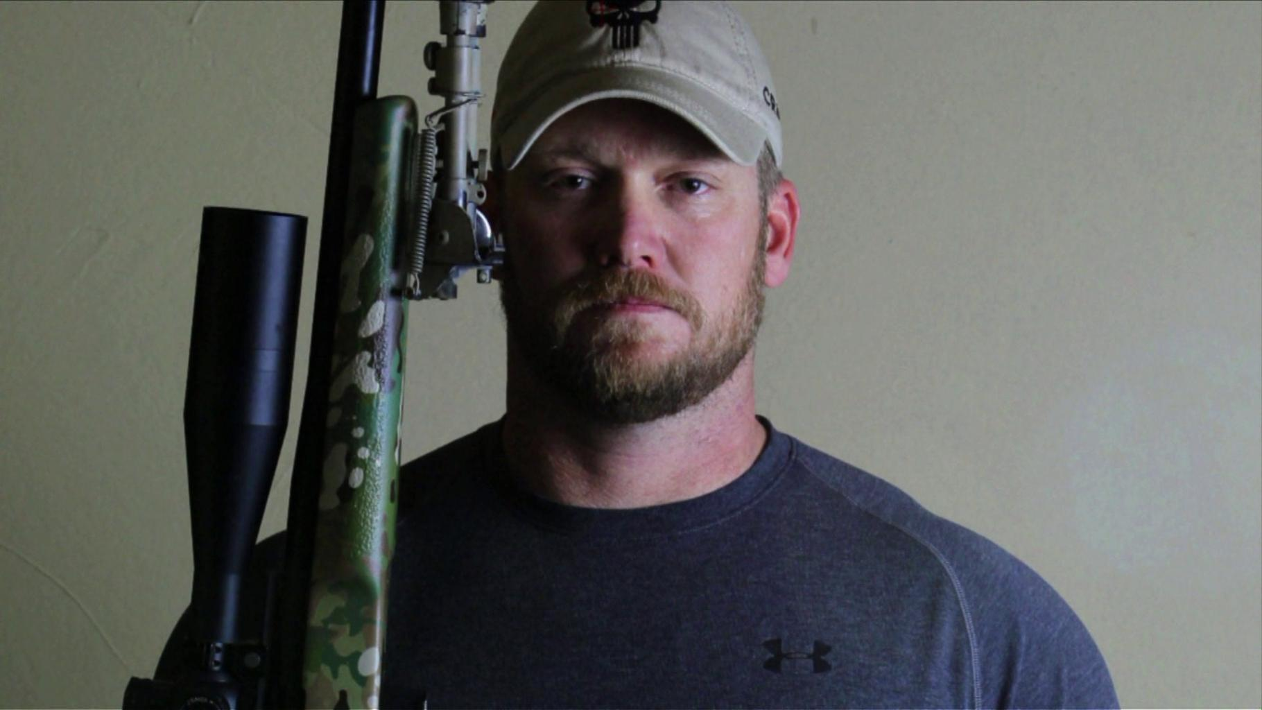 American Sniper Chris Kyle's Widow First To Take Stand   CW33 NewsFix