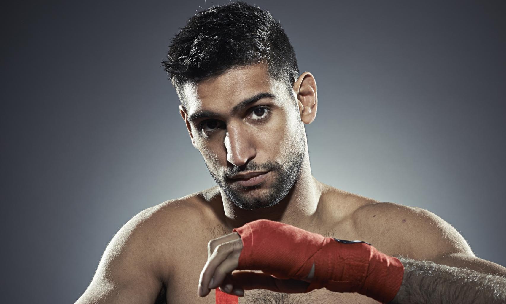 Amir Khan: 'I'm More British Than Ukip'   Sport   The Guardian