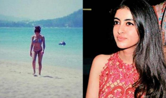 Amitabh Bachchan's Granddaughter Navya Naveli Nanda Looks Super