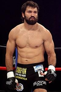 """Andrei """"The Pit Bull"""" Arlovski MMA Stats, Pictures, News, Videos"""