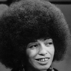 Angela Davis - Academic, Civil Rights Activist, Scholar, Women's