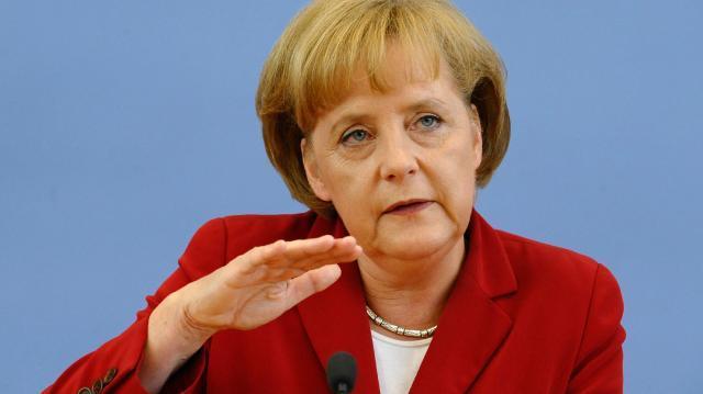 Angela Merkel - SPIEGEL ONLINE