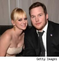 Anna Faris And Chris Pratt List In Hollywood Hills (House Of The Day