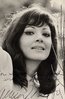 Anna Moffo - Pictures Of Celebrities