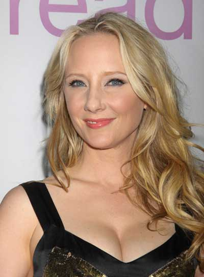 Anne Heche - Beauty Riot