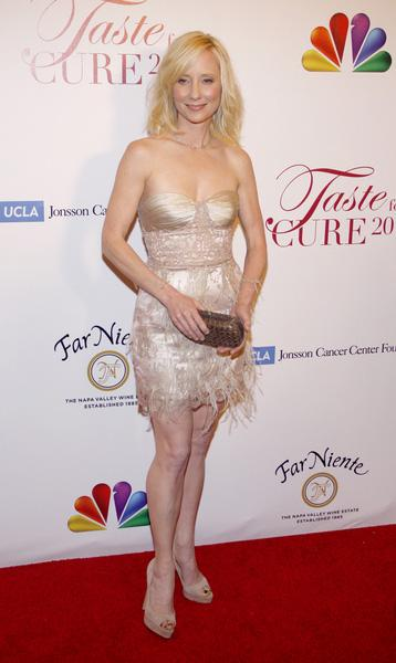 Anne Heche Height - How Tall
