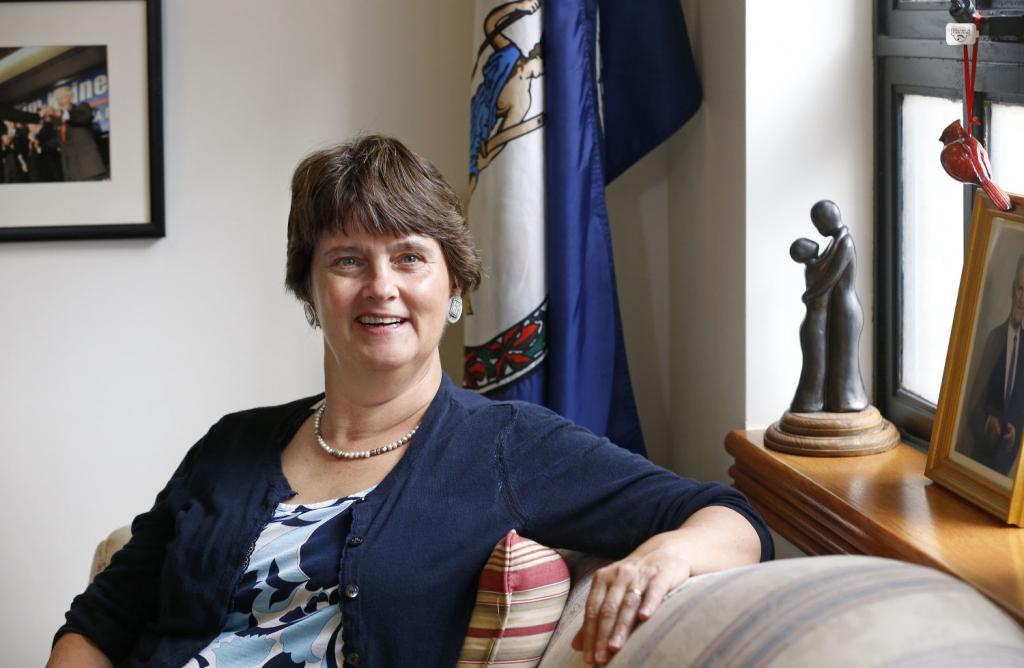 Anne Holton, Wife Of Tim Kaine, Steps Down As Va. Secretary Of