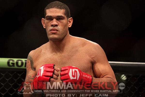 """Ant    Nio Silva (""""BigFoot"""")   MMA Fighter Page   Tapology"""