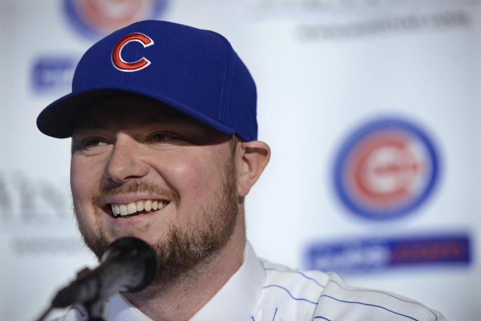 Anthony Rizzo And Jon Lester Bonded Over Cancer Fights - The Boston
