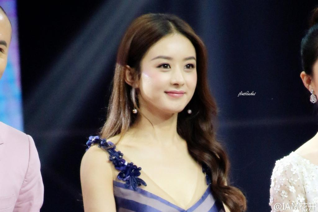 China's Current It Girl, A-list Actress, Doll-face