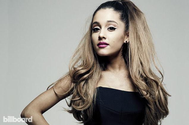 Ariana Grande & Idina Menzel To Receive Honors At 2014 Billboard