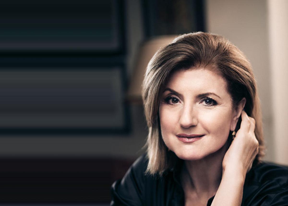Arianna Huffington And Sierra Tishgart   Heritage Radio Network