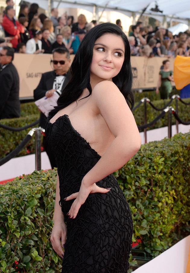 Ariel Winter Wasn't Ashamed To Show Her Breast Reduction Scars At