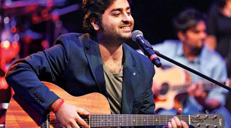 Arijit Singh    'who Is That?' Asks Salman Khan   The Indian Express