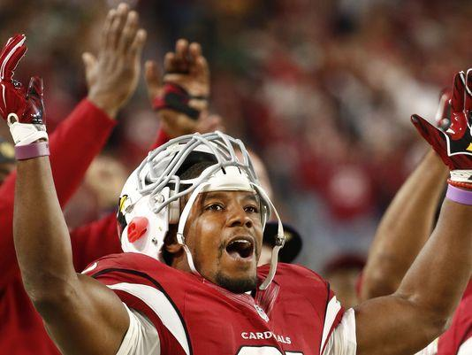 Arizona Cardinals' David Johnson Named NFL Offensive Rookie Of The Month