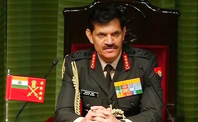 Army Chief Dalbir Singh Suhag To Attend UN Conference On Peacekeeping