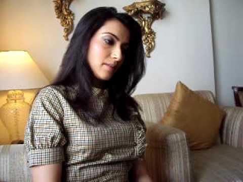 Arpita Chatterjee's Interview By Swarup Bose - YouTube