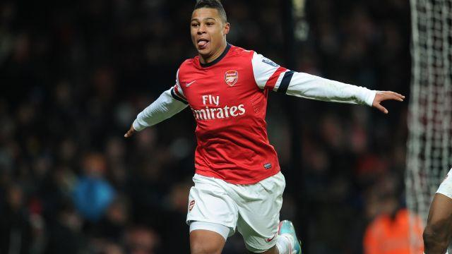 Arsenal Fans React On Twitter To Serge Gnabry Recall