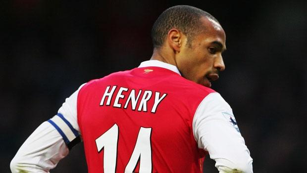 Arsenal Legend Thierry Henry Coming To Uganda Next Week