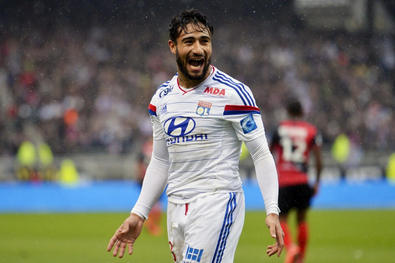 Arsenal Transfer News: Lyon Midfielder Nabil Fekir Flattered By