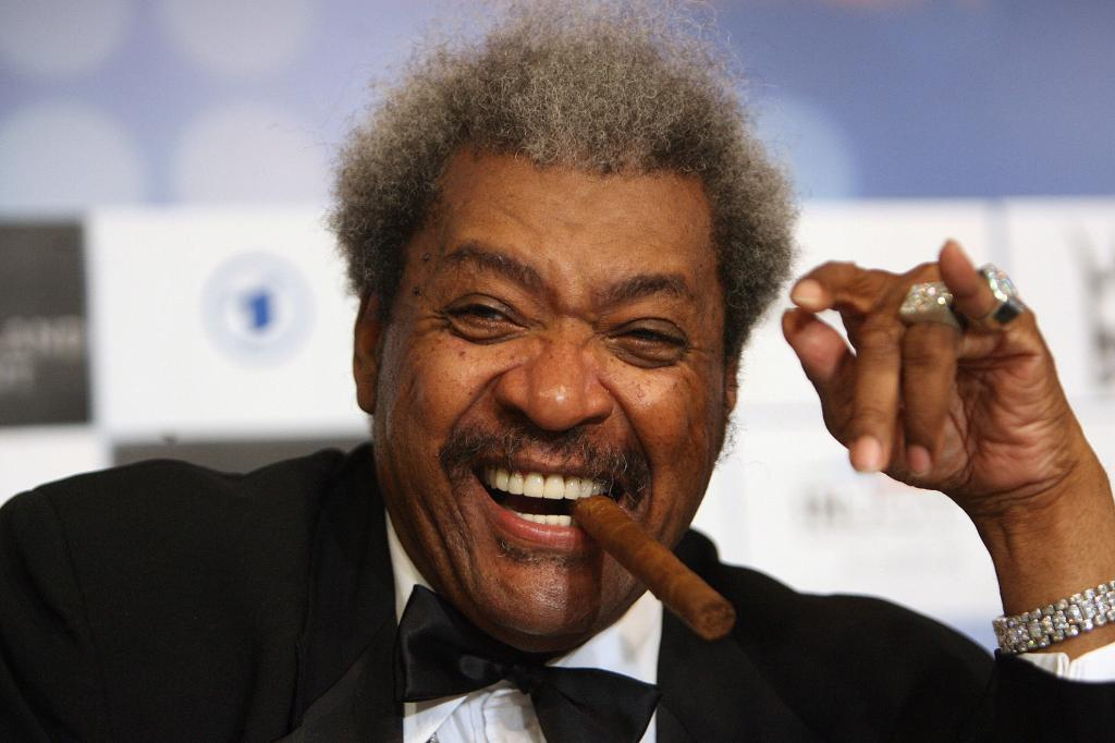 As Long As Boxing Has Don King, It Has An Identity.   Sports On Earth