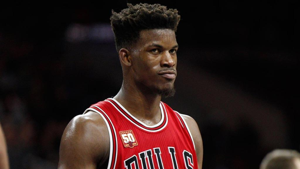 Ashish Mathur:    Jimmy (Butler) Establishing Himself As (Bulls') New
