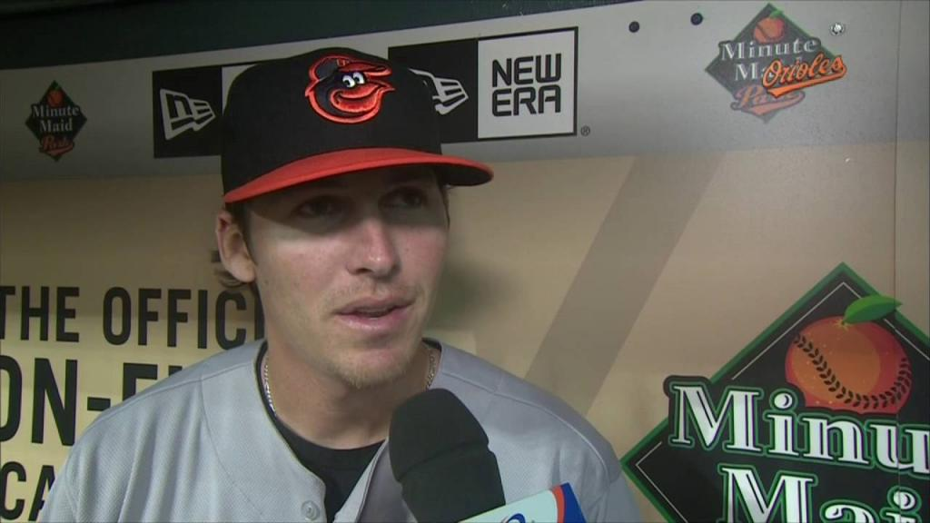 Ashur Tolliver On His Major League Call-up - YouTube