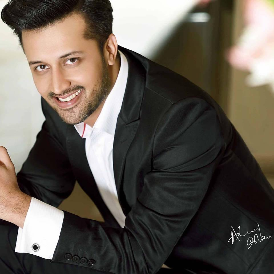 Atif Aslam Pakistani Best Singer HD Wallpapers & Photos