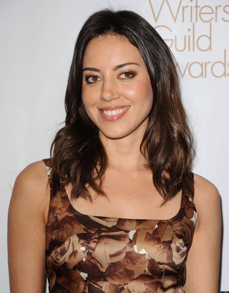 Aubrey Plaza: 7 Things You Didn't Know About Her   HuffPost