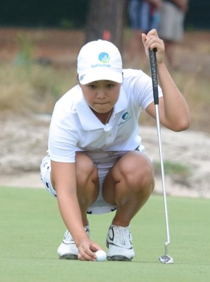 Aussies Sarah Kemp & Minjee Lee Dominating At Ladies European Masters