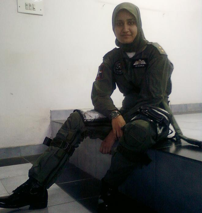 Ayesha Farooq Is The First Pakistani And South Asian Female Fighter