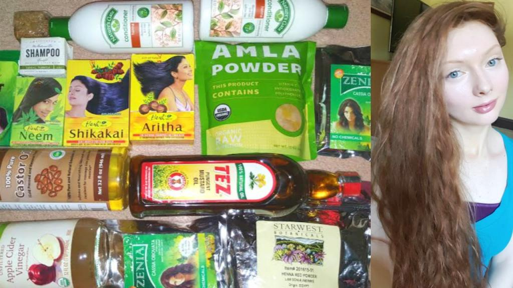 Ayurvedic Hair Care Haul - YouTube
