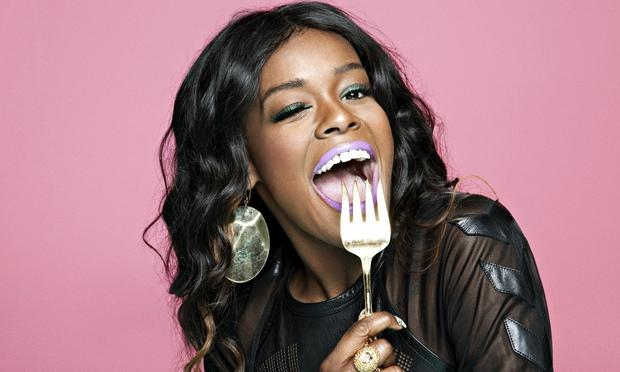 Azealia Banks Dropped From UK Festival After Offensive Tweets   The