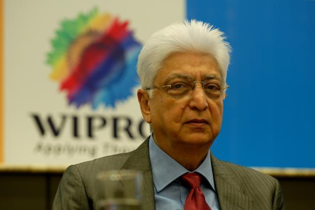 Azim Premji Shifts More Wipro Stake To Trust - Livemint