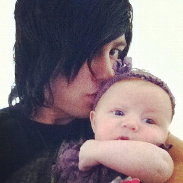 Baby Adorable Kellin Quinn Sleeping With Sirens Katelynne Quinn