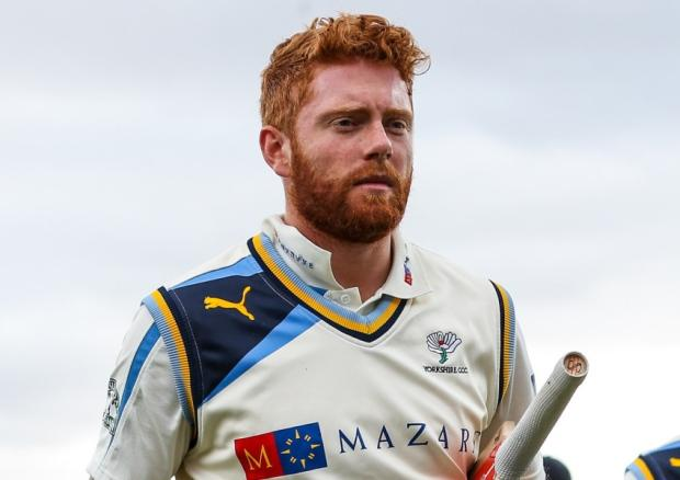 Bairstow Breaking Records     Shef News