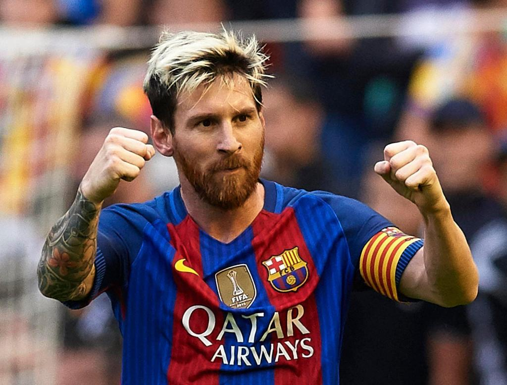 Barcelona Superstar Lionel Messi Donates     200,000 To Youth Club In