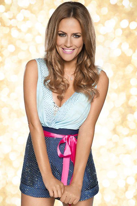BBC One - Strictly Come Dancing, Series 12 - Caroline Flack
