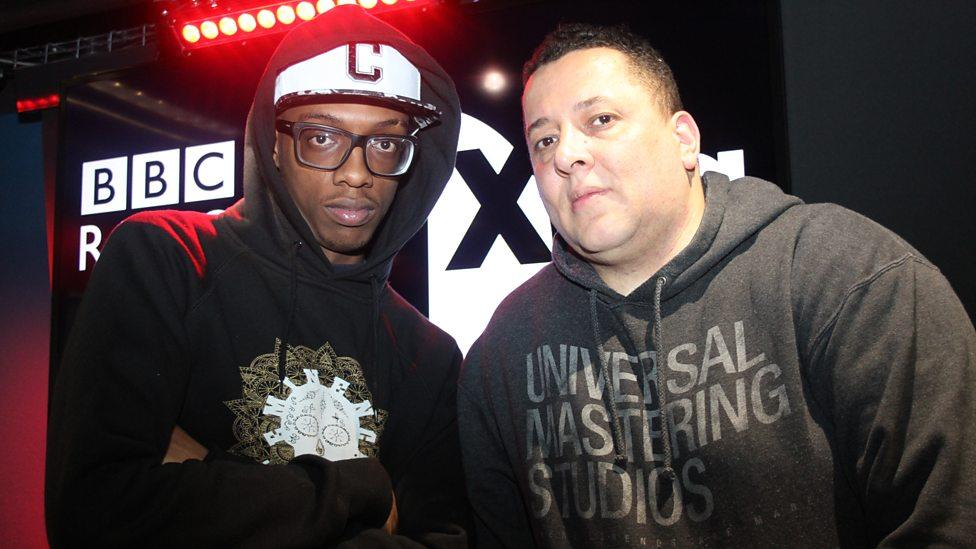 BBC Radio 1Xtra - Semtex, With Mo Stack, Mo Stack Interview