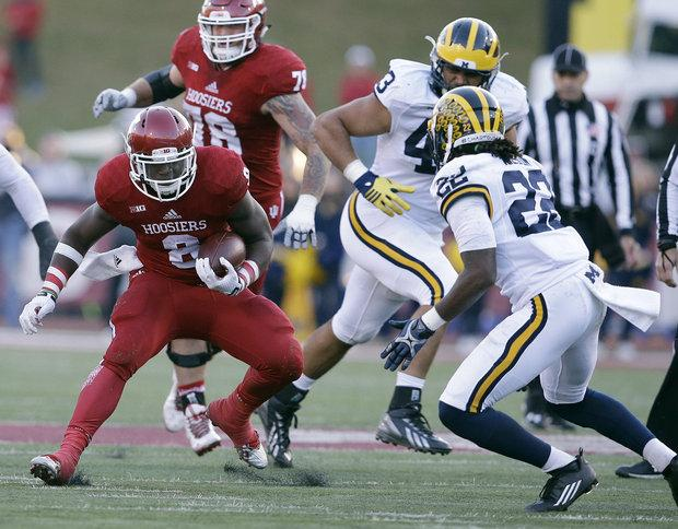 Bears Draft Indiana RB Jordan Howard In Fifth Round   Chicago Sun-Times