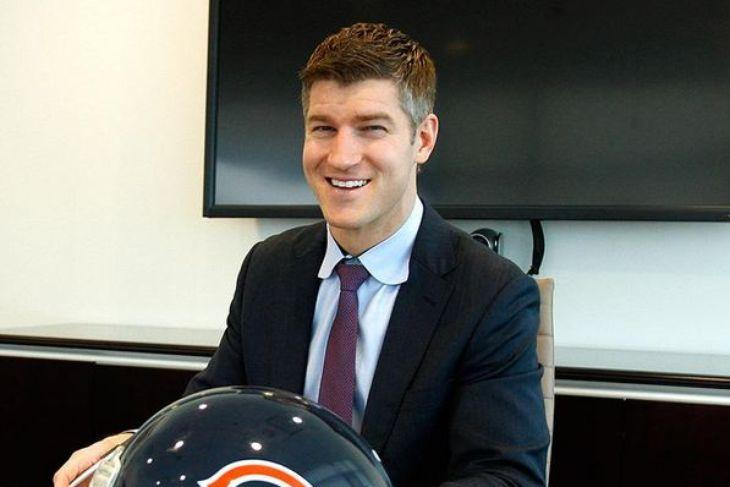 Bears Hire Saints' Pace As General Manager - SportsNOLA
